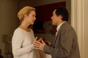 """Virginie Efira et Emmanuel Mouret dans """"Caprice"""". DR"""