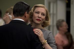 Carol Aird (Cate Blanchett) prisonnière du carcan familial. DR