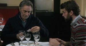 """Richard Berry (à gauche) dans """"L'origine de la violence"""". DR"""
