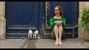 Fiona (Fiona Gordon) cherche Martha dans Paris. DR