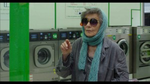 Tante Martha ou la pétulante Emmanuelle Riva. DR