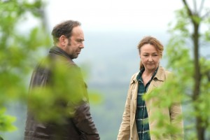 Paul (Olivier Gourmet) et Claire (Catherine Frot). DR