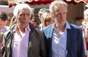 Gérard Darmon et Christophe Lambert ont rendez-vous à la cour d'assises. DR