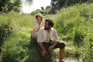 Hélène (Céline Sallette) et Georges pour un instant apaisé. DR