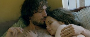 "Mircea Postelnicu (Toma) et Diana Cavallioti (Ana) dans ""Ana mon amour"". DR"