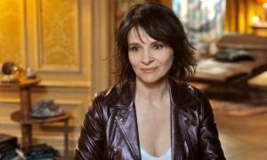 Juliette Binoche, une rayonnante cinqua. DR