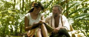 Téhura (Tuheï Adams) et Gauguin (Vincent Cassel). DR