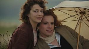 Louise Grappe (Céline Sallette) et Suzanne. DR
