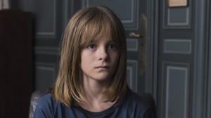 Fantine Harduin dans le rôle de la jeune Eve. DR