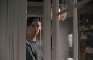 Elle (Eva Green), une présence inquiétante. DR