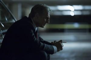 Mark Felt (Liam Neeson), agent du FBI et homme d'honneur. DR