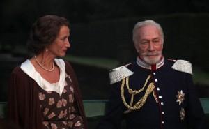 Le Kaiser (Christopher Plummer) et son épouse (Janet McTeer). DR