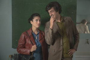 Emmanuelle Bruno (Vanessa Guide) et Paul Coutard (Max Boublil). DR
