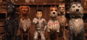 Atari et sa bande de chiens courageux. DR