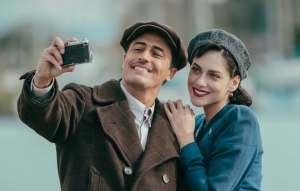Arturo et Flora (Miriam Leone). DR