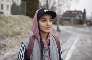 Nisha (Maria Mozhdah), une adolescente norvégienne. DR