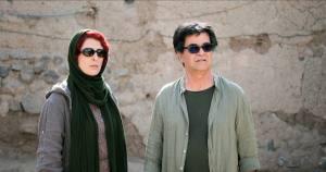 Behnaz Jafari et Jafar Panahi. DR