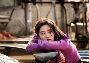 La déroutante Haemi (YUN Jong-seo). DR
