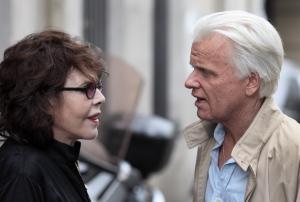 Guy et Anne-Marie (Dani), son ex-épouse. DR