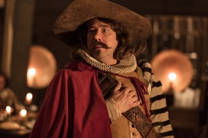 Olivier Gourmet incarne Cyrano. DR