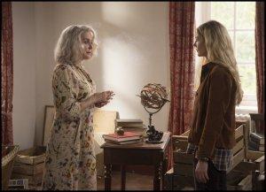 Claire Darling (Catherine Deneuve) et sa fille Marie (Chiara Mastroianni). DR