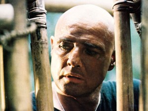 Marlon Brando, l'inquiétant colonel Kurtz. DR