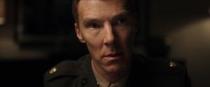 Le colonel Stuart Couch (Benedict Cumberbatch), procureur militaire... DR
