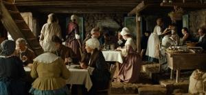 """""""Délicieux"""": les clients au rendez-vous du premier restaurant. DR"""