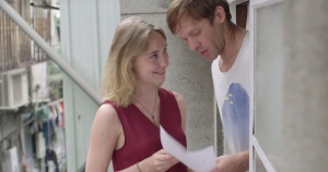 Maria (Déborah François) et Olivier (Paul Hamy). DR