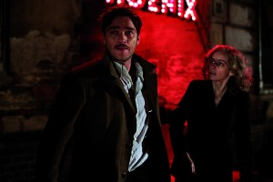 Johnny (Ronald Zehrfeld) et Nelly (Nina Hoss). DR