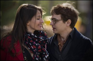 Marie Gillain (Claudia) et Vincent Rottiers.  DR
