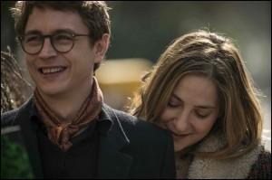 Vincent Rottiers et Marilou Berry (Elodie). DR