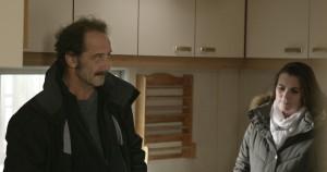 Thierry (Vincent Lindon) et sa femme (Karine de Mirbeck). DR