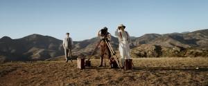 Eisenstein tourne dans les paysages du Mexique.