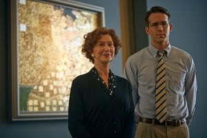 Maria Altmann (Helen Mirren) et Randy Schoenberg (Ryan Reynolds).