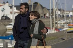 Laurent Lafitte et Audrey Dana. DR