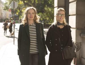 Julie Delpy et Karin Viard.