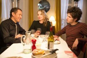 Dany Boon, Julie Delpy et Vincent Lacoste.
