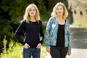 Caroline (Isabelle Carré) et Pattie (Karin Viard). DR