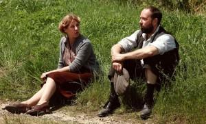 Mado (Mathilde Seigner) et Paul (Olivier Gourmet). DR