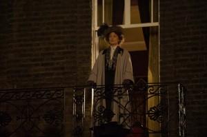 Meryl Streep incarne Emmeline Pankhurst. DR