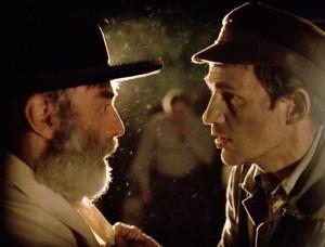 Saul Ausländer en quête d'un rabbin.  DR