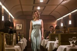 Léa Seydoux, nouvelle James Bond girl. DR