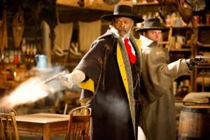 Samuel L. Jackson et Walton Goggins. DR