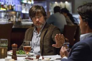 Brad Pitt incarne l'ex-banquier Ben Rickert. DR