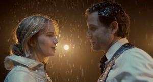 Jennifer Lawrence et Edgar Ramirez. DR