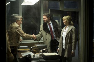 Robert de Niro, Bradley Cooper et Jennifer Lawrence. DR