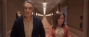 "Michael Stone et Lisa dans 'Anomalisa"". DR"
