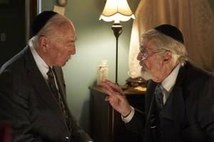 Zev (Christopher Plummer) et Max (Martin Landau). DR