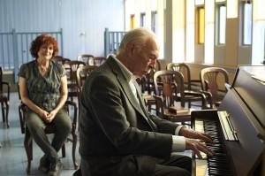 Le piano et Mendelssohn pour ne pas perdre tout à fait la mémoire. DR
